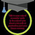 ODE graduation pathway logo