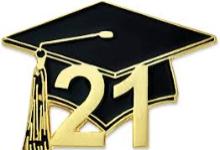 2021 Grad Cap
