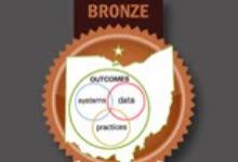West Elementary - Ohio PBIS Awards Recognition Bronze Award Recipient