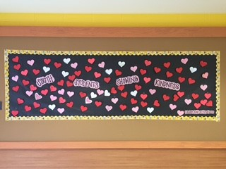 Random Acts of Kindness Board