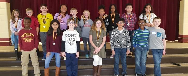 4th Grade Spelling Bee
