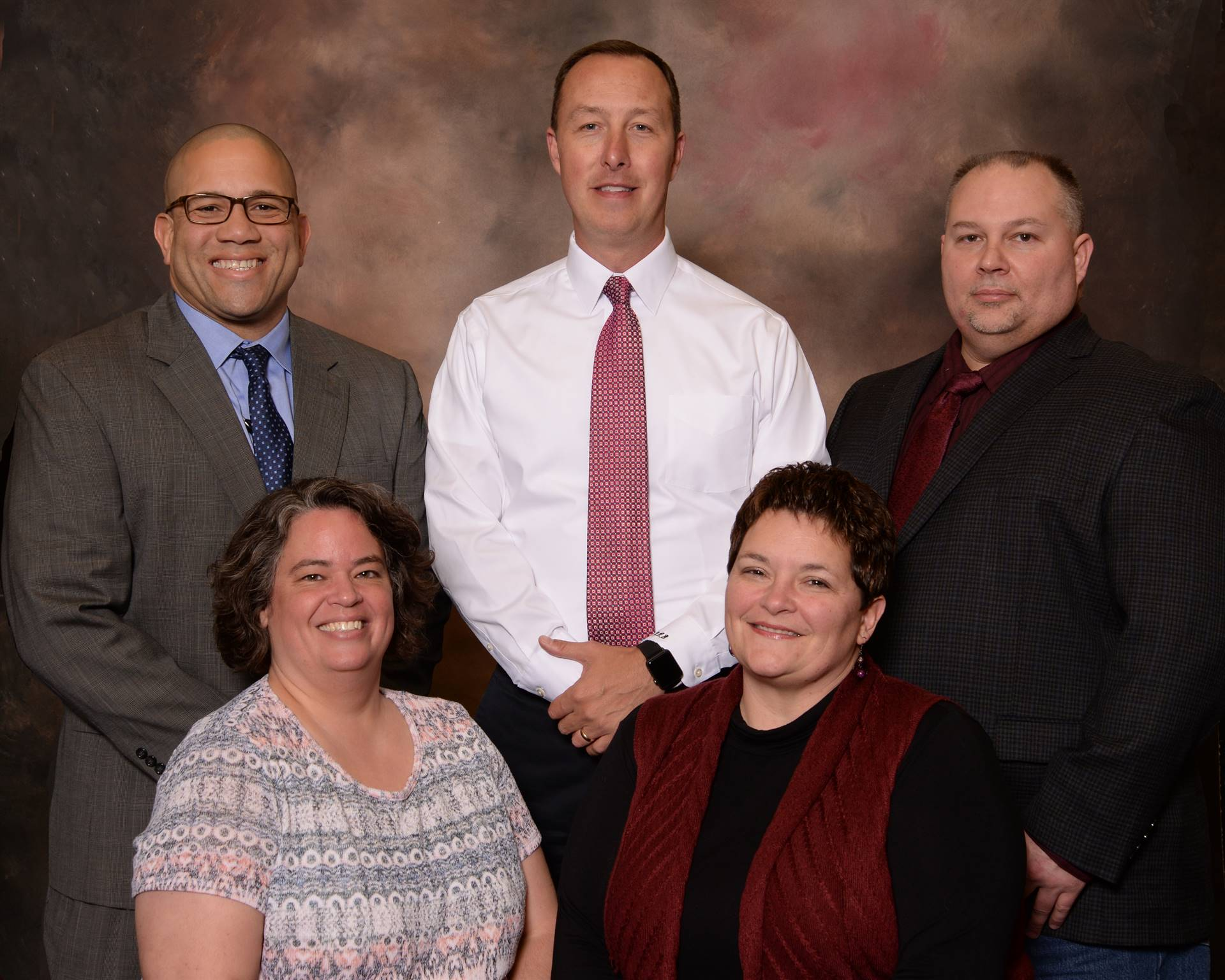Licking Heights 2018 Board of Education