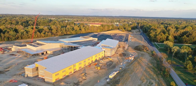 HS building project