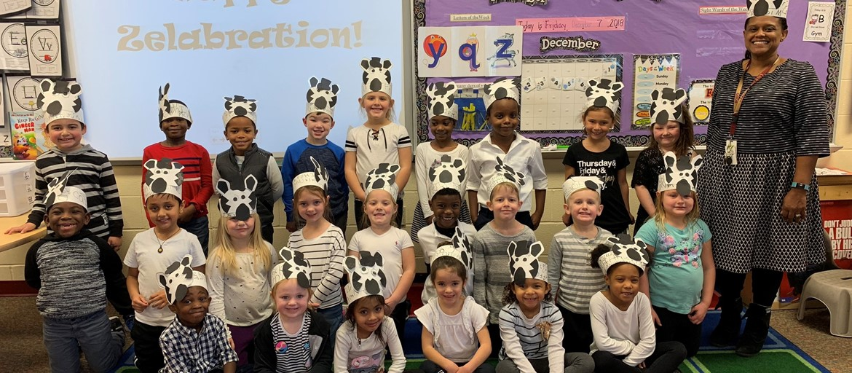 Dazzles of Zebras