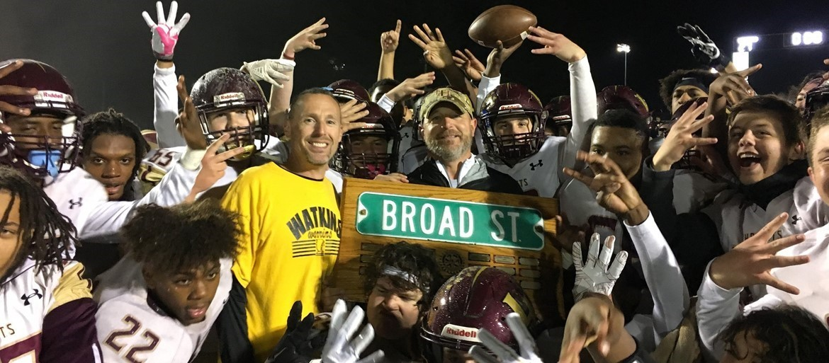 Battle for Broad Street champions