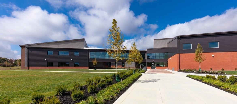 HS building